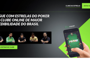 Clube das Estrelas - Poker Web Designer and Developer